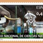 Presentación del Sello Museo Nacional de Ciencias Naturales