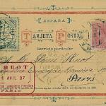 Historia de la Filatelia a través de los membretes publicitarios