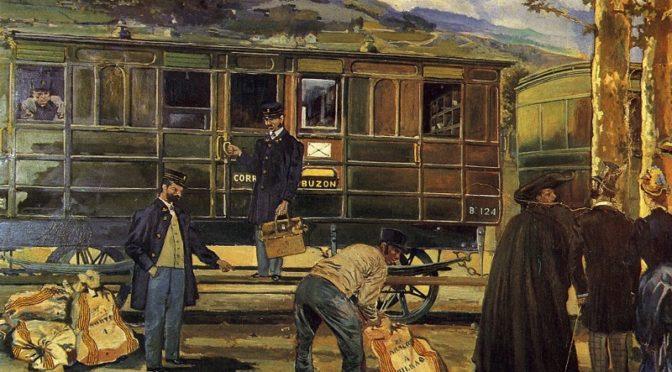 Expediciones Ambulantes por Ferrocarril