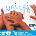 Efemérides. 70 Aniversario de UNICEF.