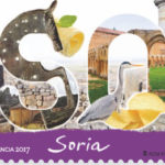 12 meses, 12 sellos, 12 provincias. Soria