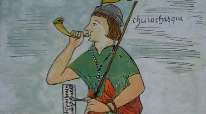 Los Chasquis en el Nuevo Reino y el Virreinato de Nueva Granada