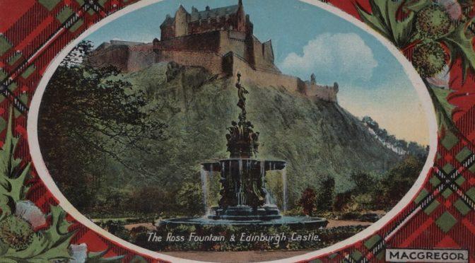 Introducción a la Historia Postal de Escocia