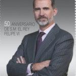 50 Aniversario S.M. el Rey Felipe VI